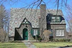 Cottage House: típicas casas de campo, encontradas nas áreas rurais ou pacatas da Inglaterra.
